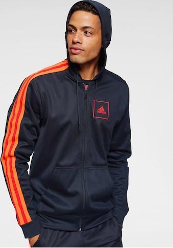 adidas Performance Kapuzensweatjacke »M AAC FULL ZIP HOODIE B« kaufen