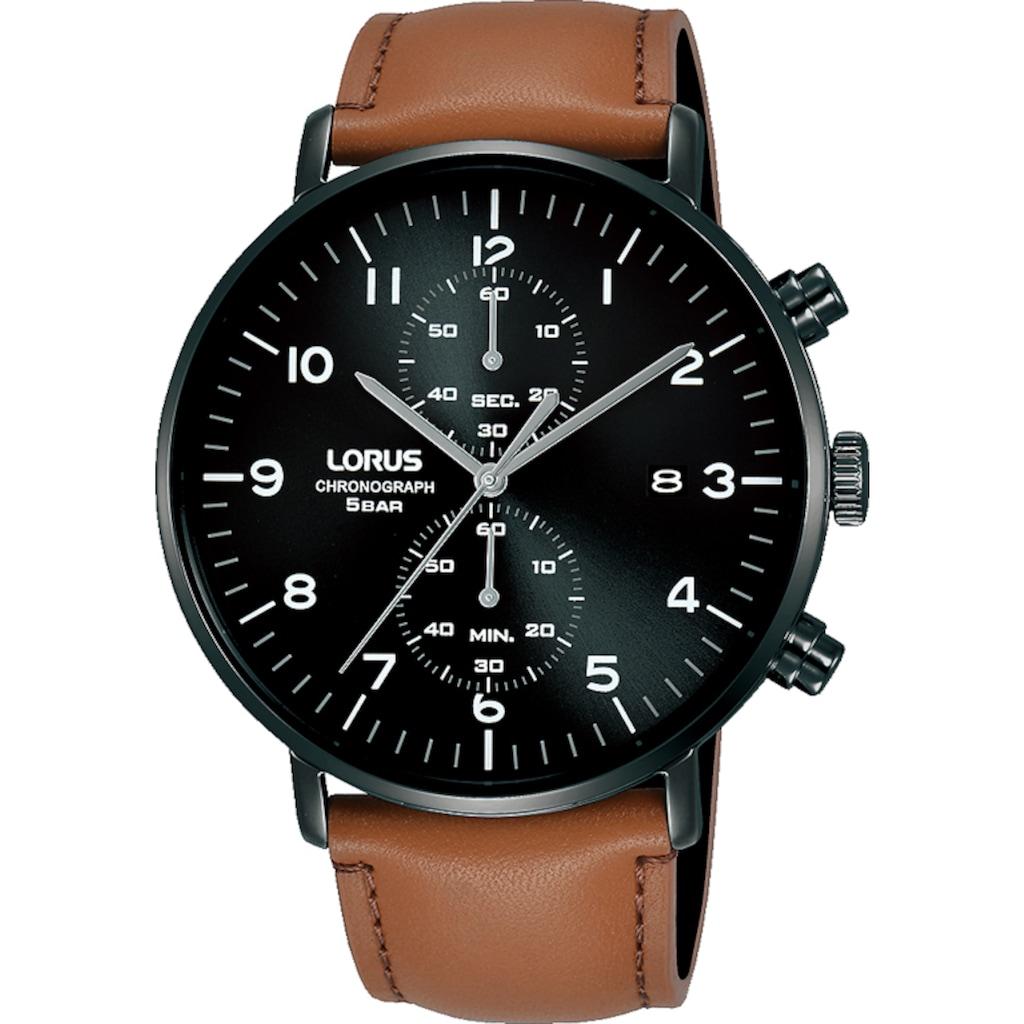 LORUS Chronograph »Lorus Klassik Chrono, RW407AX9«