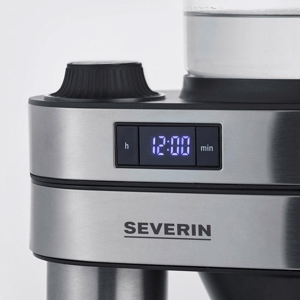 """Severin Filterkaffeemaschine KA 5760 """"Caprice"""", Papierfilter 1x4"""