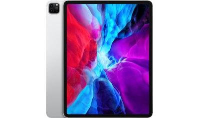 Apple Tablet »iPad Pro 12.9 (2020) - 256 GB Cellular«, Kompatibel mit Apple Pencil 2 kaufen
