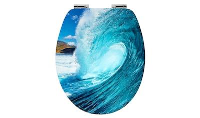 CORNAT WC-Sitz »Wave«, Mit Absenkautomatik kaufen