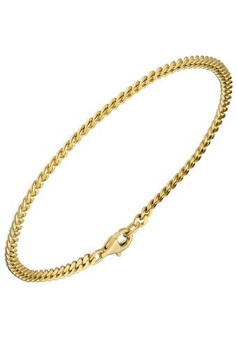 JOBO Goldarmband, Panzerarmband 333 Gold massiv 21 cm kaufen