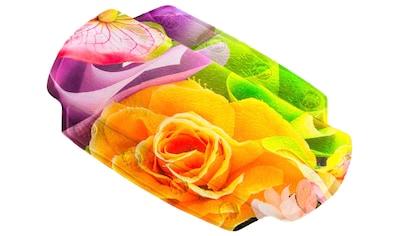 Kleine Wolke Nackenkissen »Blütenmeer«, hochwertiges Nackenpolster kaufen