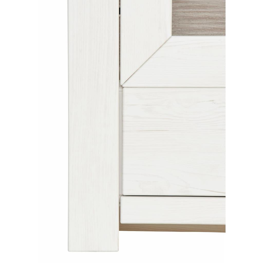 set one by Musterring Highboard »york«, Typ 56, Breite 184 cm