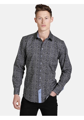 SHIRTMASTER Langarmhemd »wildpaisley« kaufen