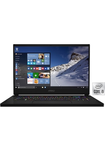 MSI Gaming-Notebook »GS66 Stealth 10UH-274«, (2000 GB SSD) kaufen