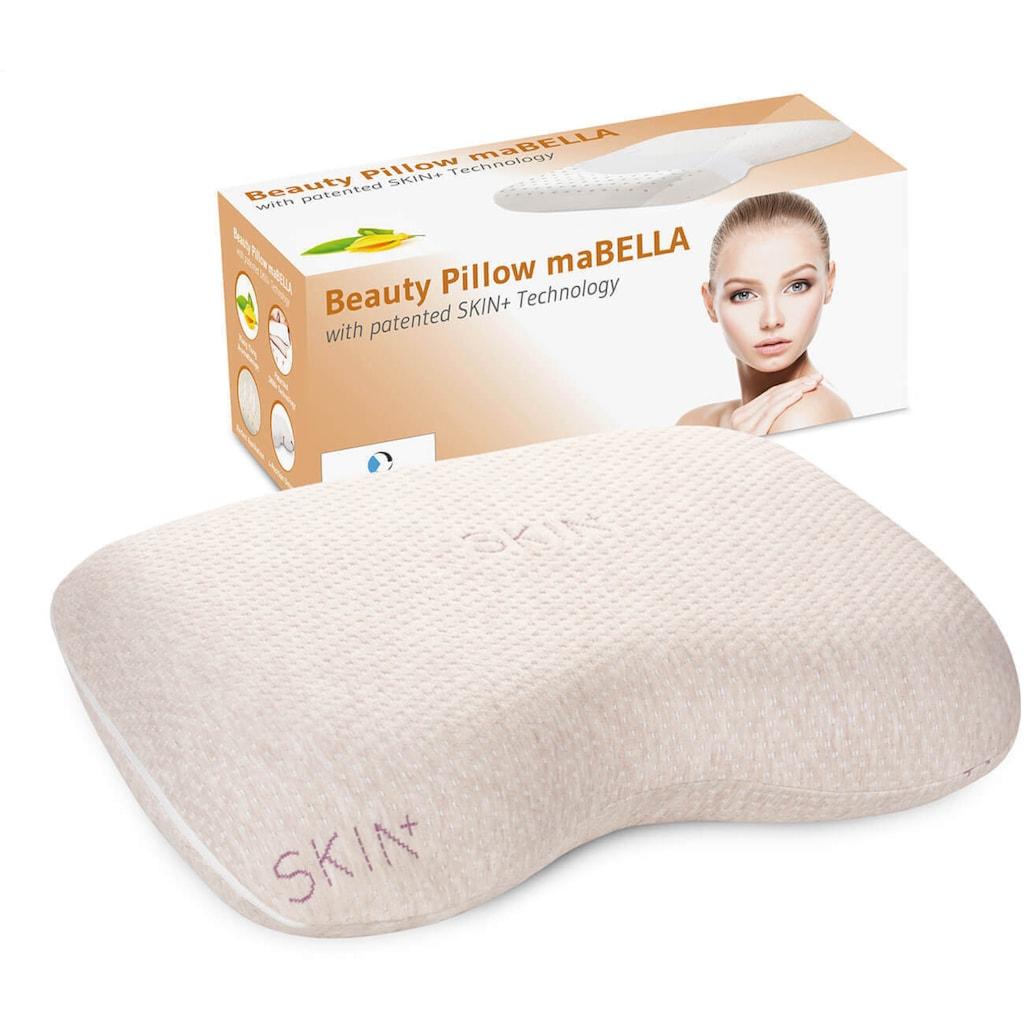 Third of Life Nackenstützkissen »maBELLA«, (1 St.), Kissen mit Aromatherapie und Hautpflege