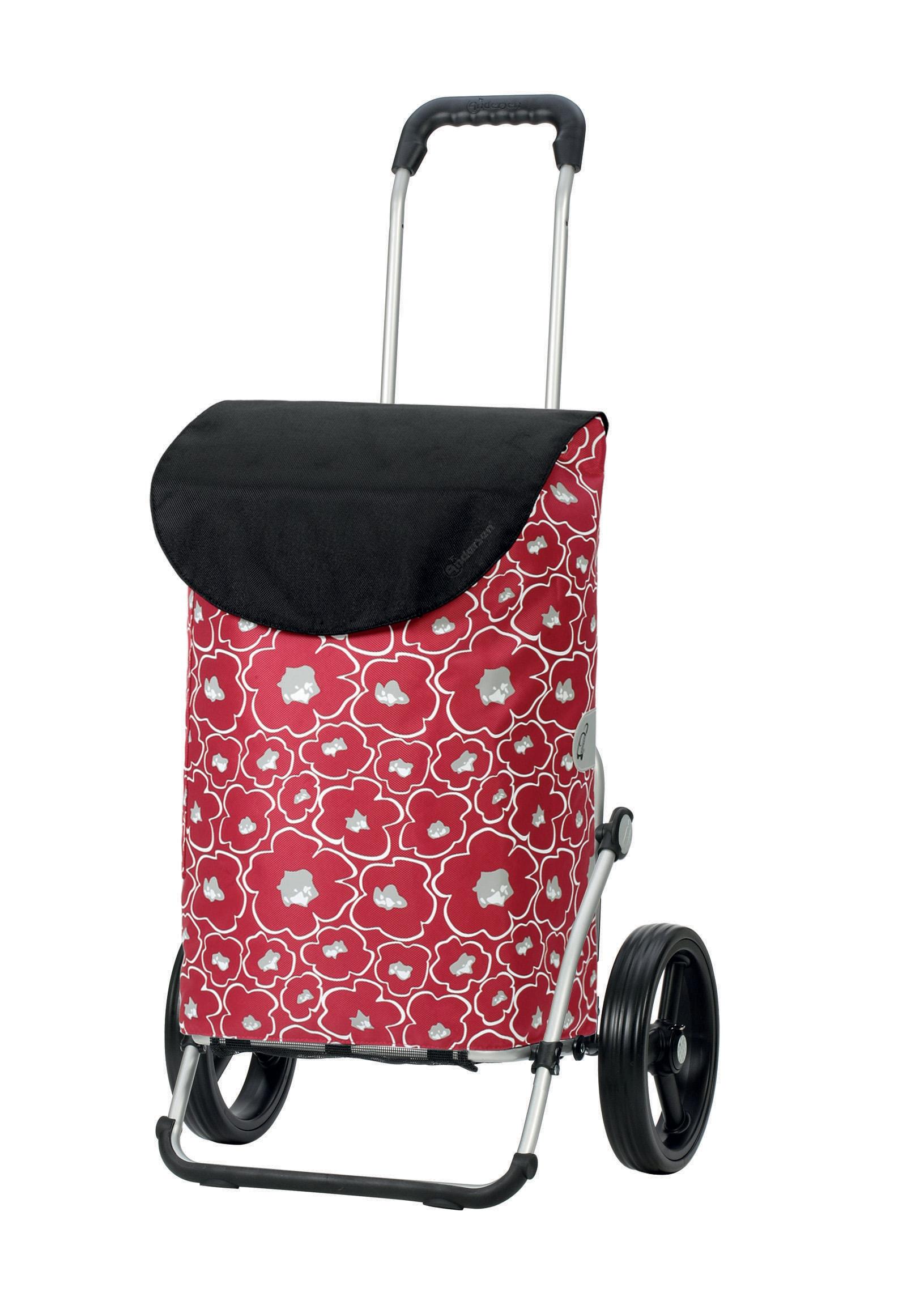 Andersen Einkaufstrolley Royal Shopper Lilo 39 Liter | Taschen > Handtaschen > Einkaufstasche | Rot | Andersen