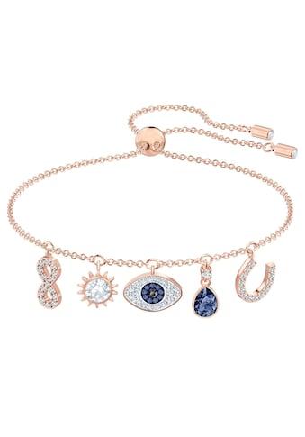 Swarovski Armband »Symbolic, mehrfarbig, Rosé vergoldet, 5497668« kaufen