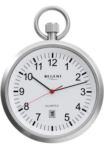 Regent Taschenuhr »P409«, (Set, 2 tlg.), inkl. Kette kaufen