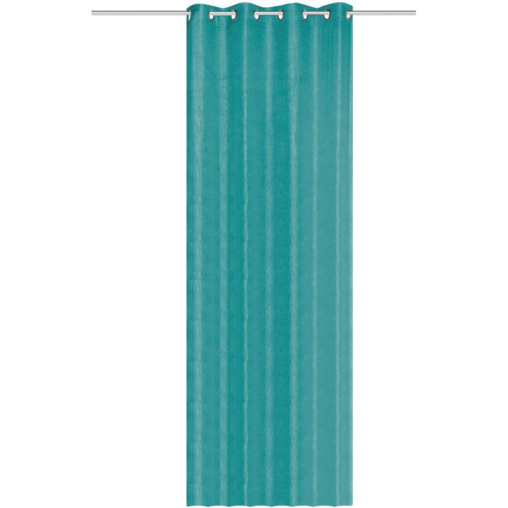 HOME WOHNIDEEN Vorhang »TAFOLIA«, HxB: 245x130, leichte Qualität