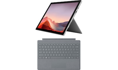 Microsoft Convertible Notebook »Set: Surface Pro7 + Cover(P)«, (512 GB SSD) kaufen
