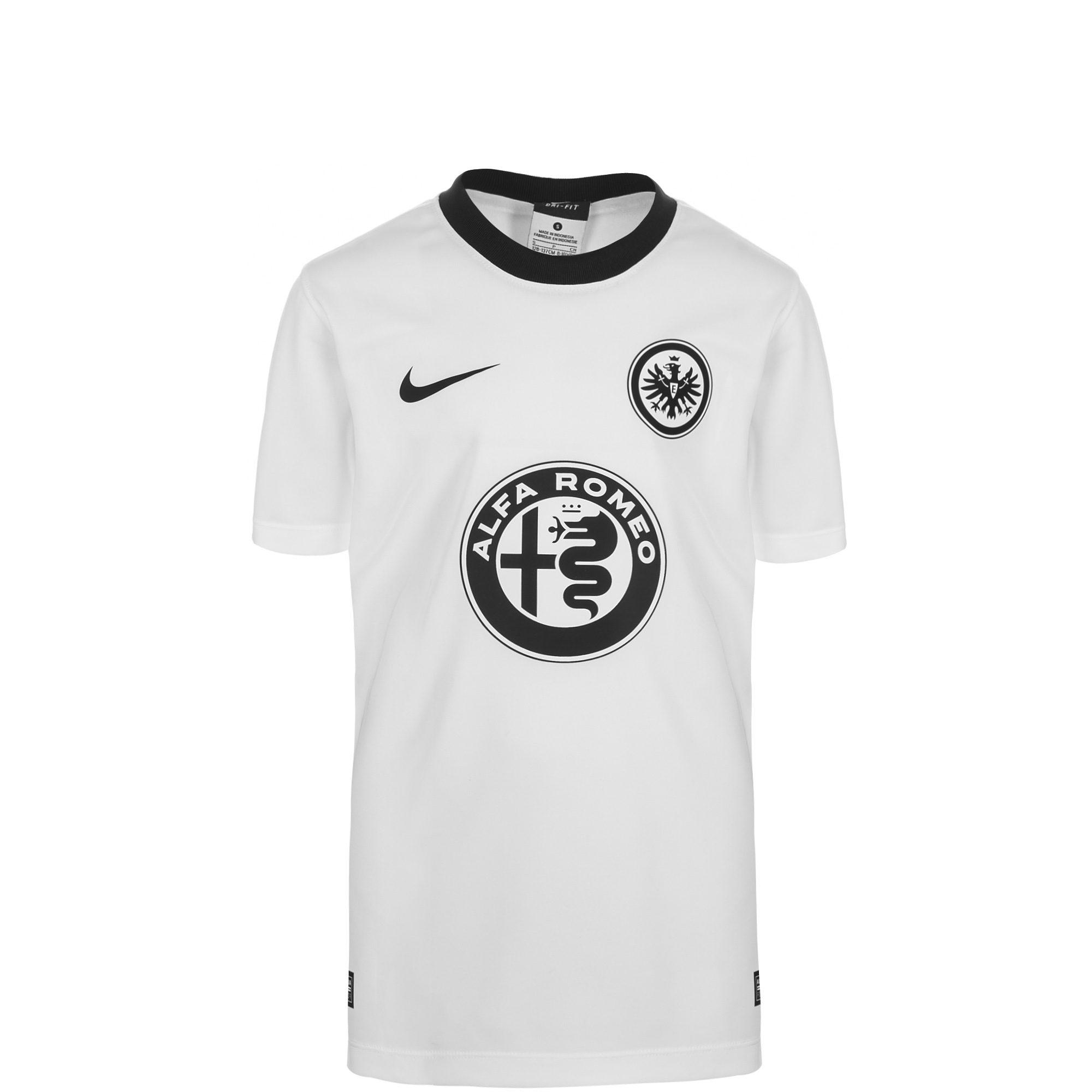 Nike Eintracht Frankfurt Trikot Away Supporters 20152016 Kinder Auf