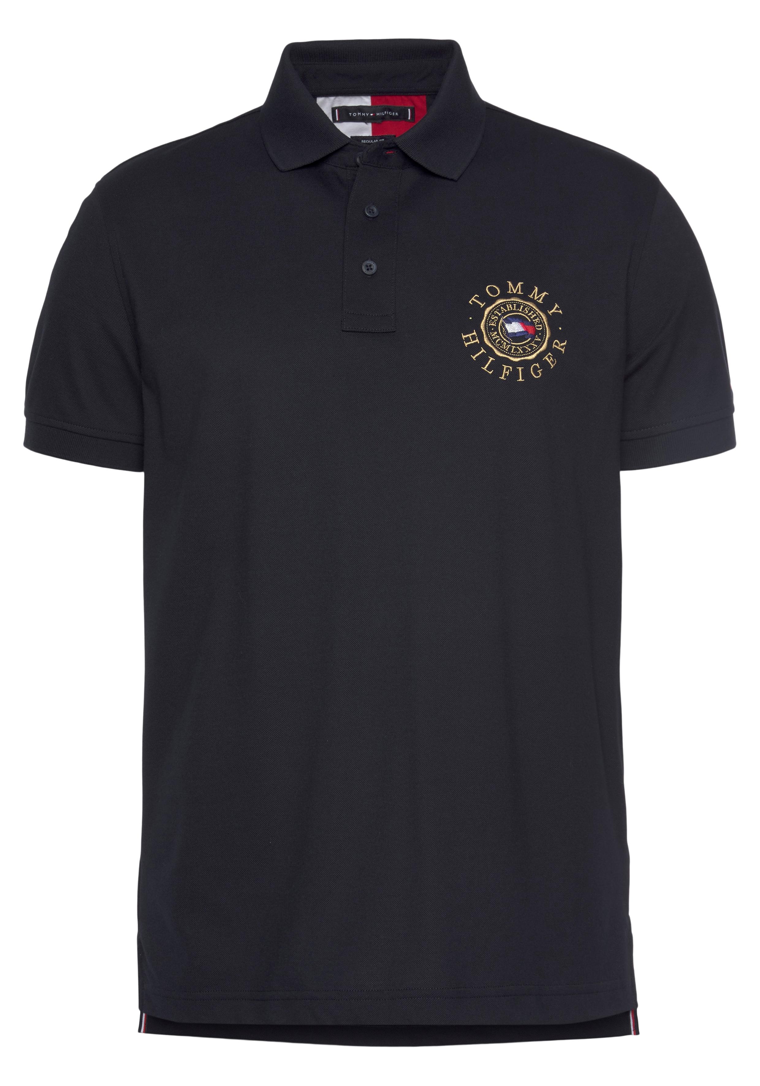 tommy hilfiger -  Poloshirt ICON ROUNDAL REGULAR POLO