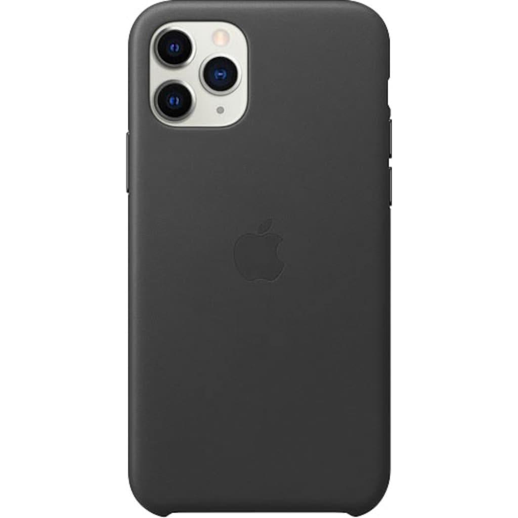 Apple Smartphone-Hülle »iPhone 11 Pro Leder Case«, iPhone 11 Pro