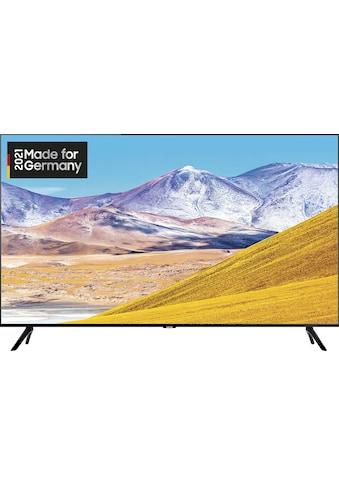 """Samsung LED-Fernseher »GU82TU8079U«, 207 cm/82 """", 4K Ultra HD, Smart-TV kaufen"""
