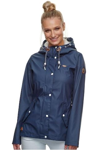 Ragwear Regenjacke »MARGE«, Regenjacke aus wasserabweisendem Material kaufen