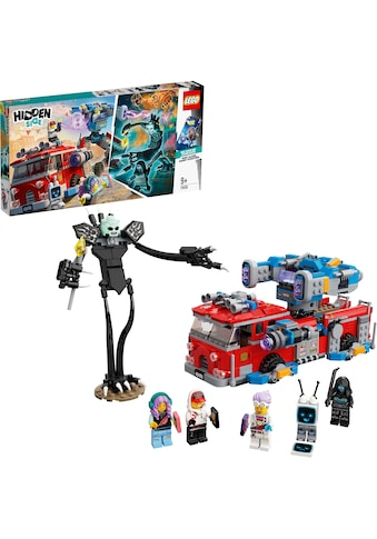 """LEGO® Konstruktionsspielsteine """"Phantom Feuerwehrauto 3000 (70436), LEGO® Hidden Side™"""", Kunststoff, (760 - tlg.) kaufen"""
