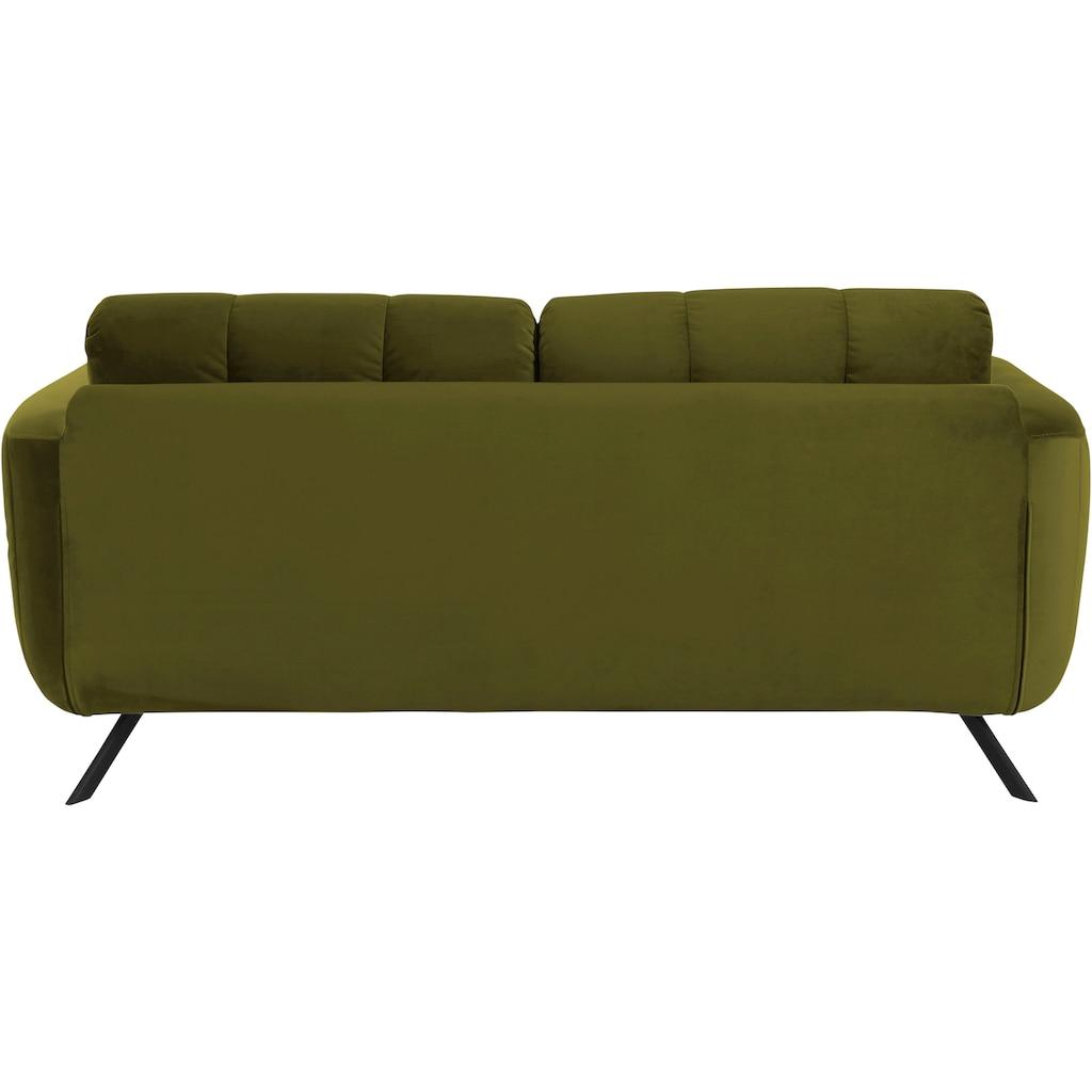 Mr. Couch 2,5-Sitzer »Hailey«, 5 Jahre Hersteller-Garantie auf Kaltschaumpolsterung, Nachhaltigkeit, Exklusivkollektion