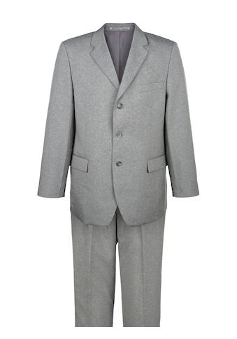 Roger Kent Anzug  -  4tlg. mit 2 Hosen, 1 Wendeweste kaufen