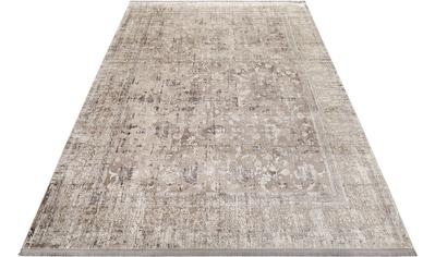Wecon home Teppich »#Upperground Bazaar«, rechteckig, 6 mm Höhe, Wohnzimmer, Vintage Look kaufen