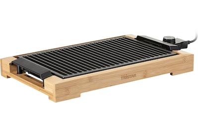 Tristar Tischgrill »Bambus BP2785 mit Grillrost, 2000 Watt Leistung«, 2000 W kaufen