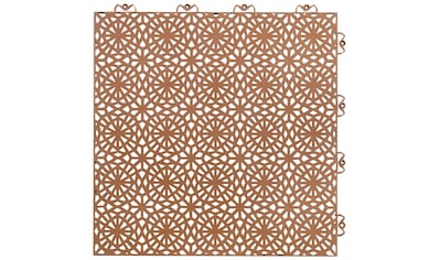 Bergo Flooring Terrassenplatten »XL terrakotta«, Klickfliesen 5m² kaufen
