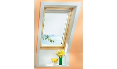 VELUX Sichtschutzrollo , für Fenstergröße UK04/ - 08/ - 10, U04/ - 08/ - 10, 808, 810, weiß kaufen