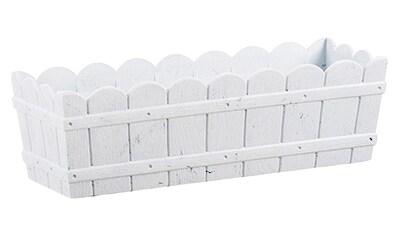EMSA Blumenkasten »COUNTRY«, BxTxH: 50x17,5x15,5 cm, weiß kaufen