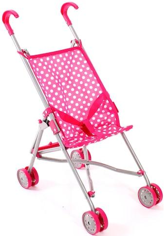 CHIC2000 Puppenwagen »Mini-Buggy, pink« kaufen