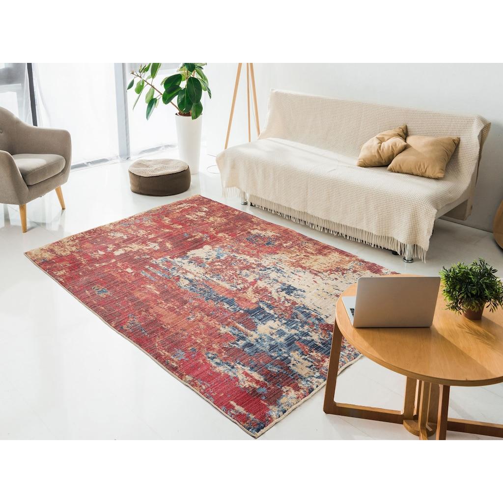 GALLERY M Teppich »Corso«, rechteckig, 8 mm Höhe, Wohnzimmer