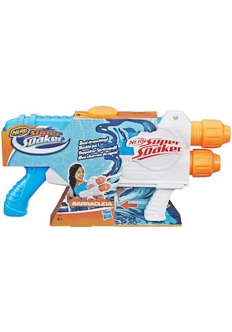 "Hasbro Wasserpistole ""Nerf Super Soaker  -  Barracuda"" kaufen"