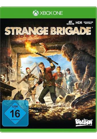 Xbox One Spiel »Strange Brigade Essentials«, Xbox One kaufen