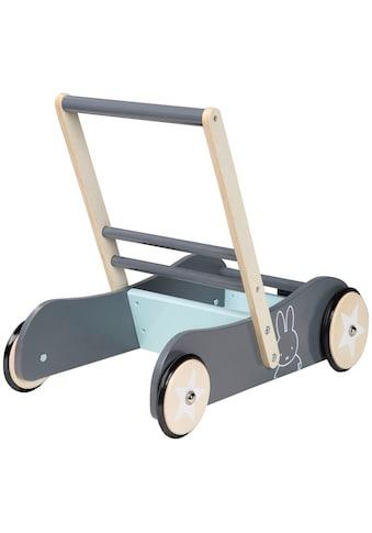 roba® Lauflernwagen »Miffy«, mit individuell einstellbarer Bremswirkung kaufen