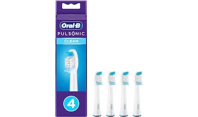 Oral B Aufsteckbürsten Pulsonic Clean kaufen