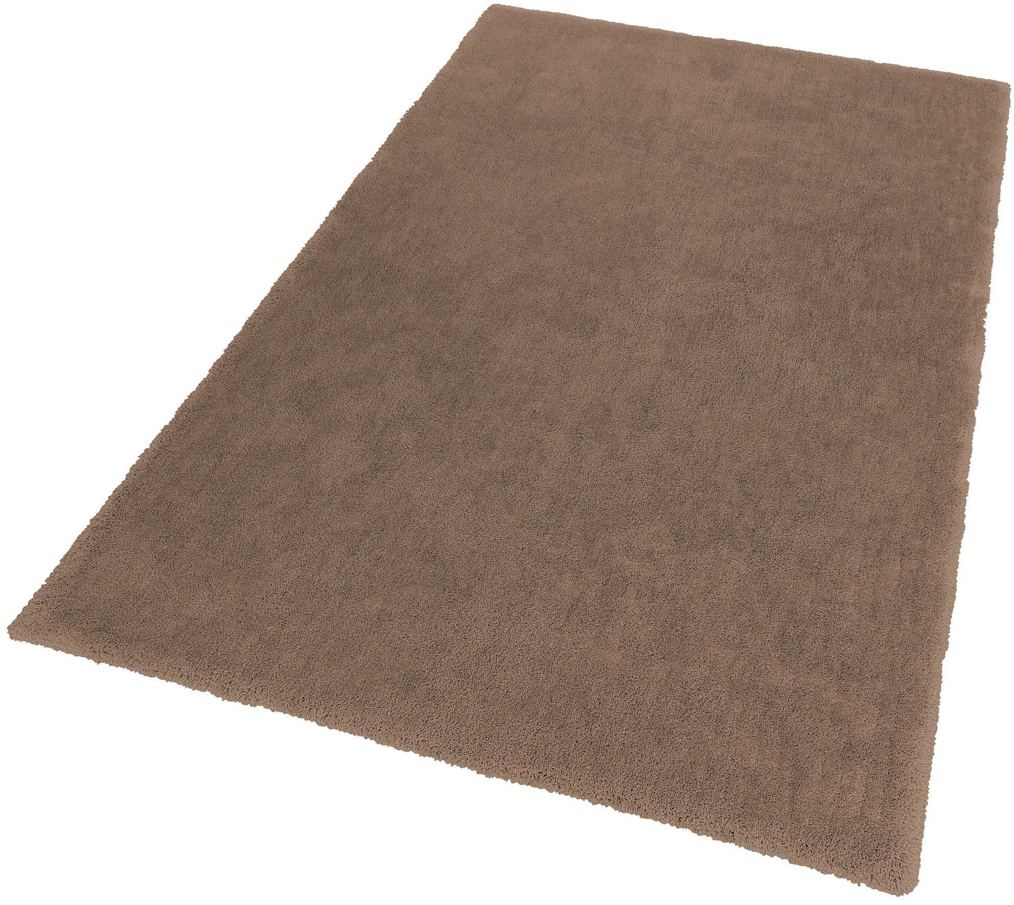 Hochflor-Teppich Vitality SCHÖNER WOHNEN-Kollektion rechteckig Höhe 30 mm