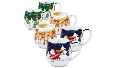 "Könitz Becher ""Merry Christmas  -  Kuschelbecher"" (6 - tlg.) kaufen"