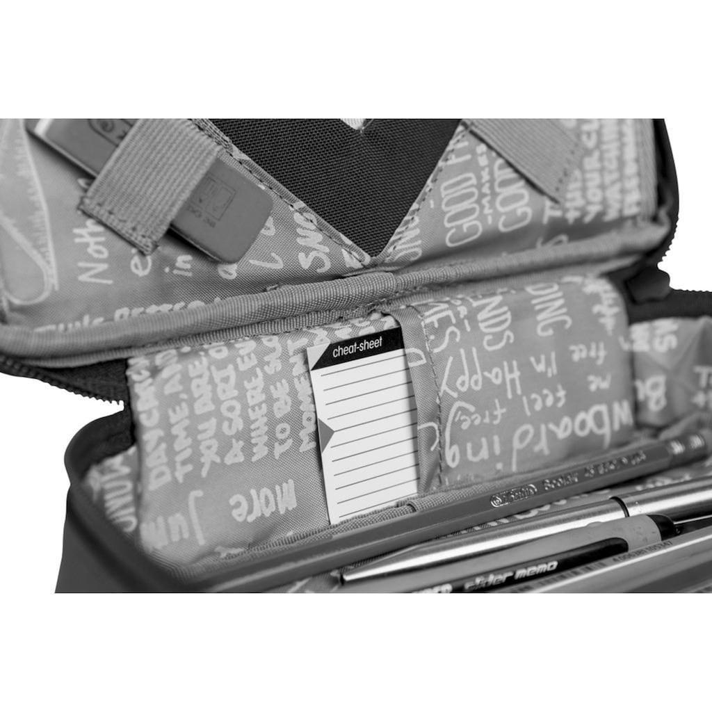 NITRO Federtasche »Pencil Case XL, Zebra Ice«