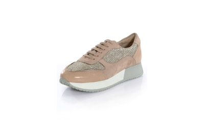 Alba Moda Sneaker mit leichtem Glitzereffekt kaufen