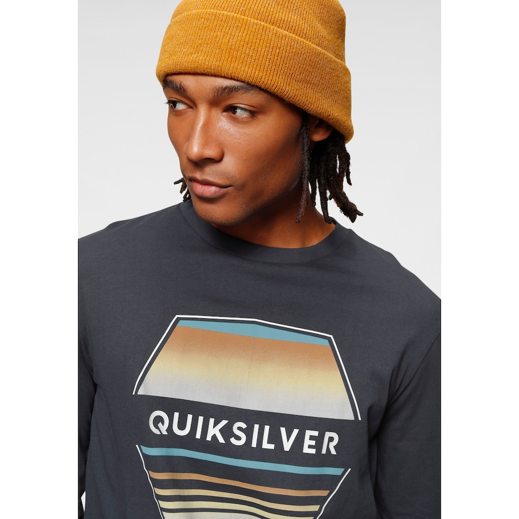 Quiksilver Langarmshirt »DIAGOJI DRIFT RETHIN PACK«