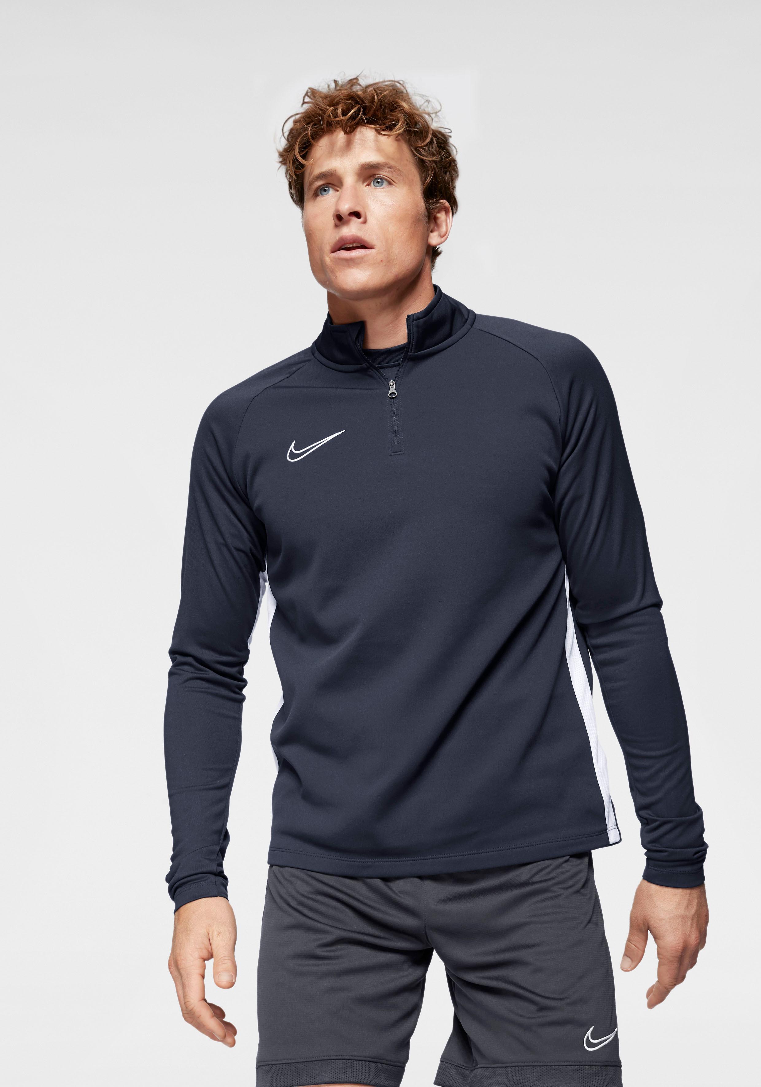 Nike Trainingsshirt Nike Dry-FIT Academy Men's Soccer Drill Top | Sportbekleidung > Sportshirts > Funktionsshirts | Blau | Nike