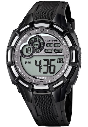 CALYPSO WATCHES Chronograph »Digital For Man, K5625/1« kaufen