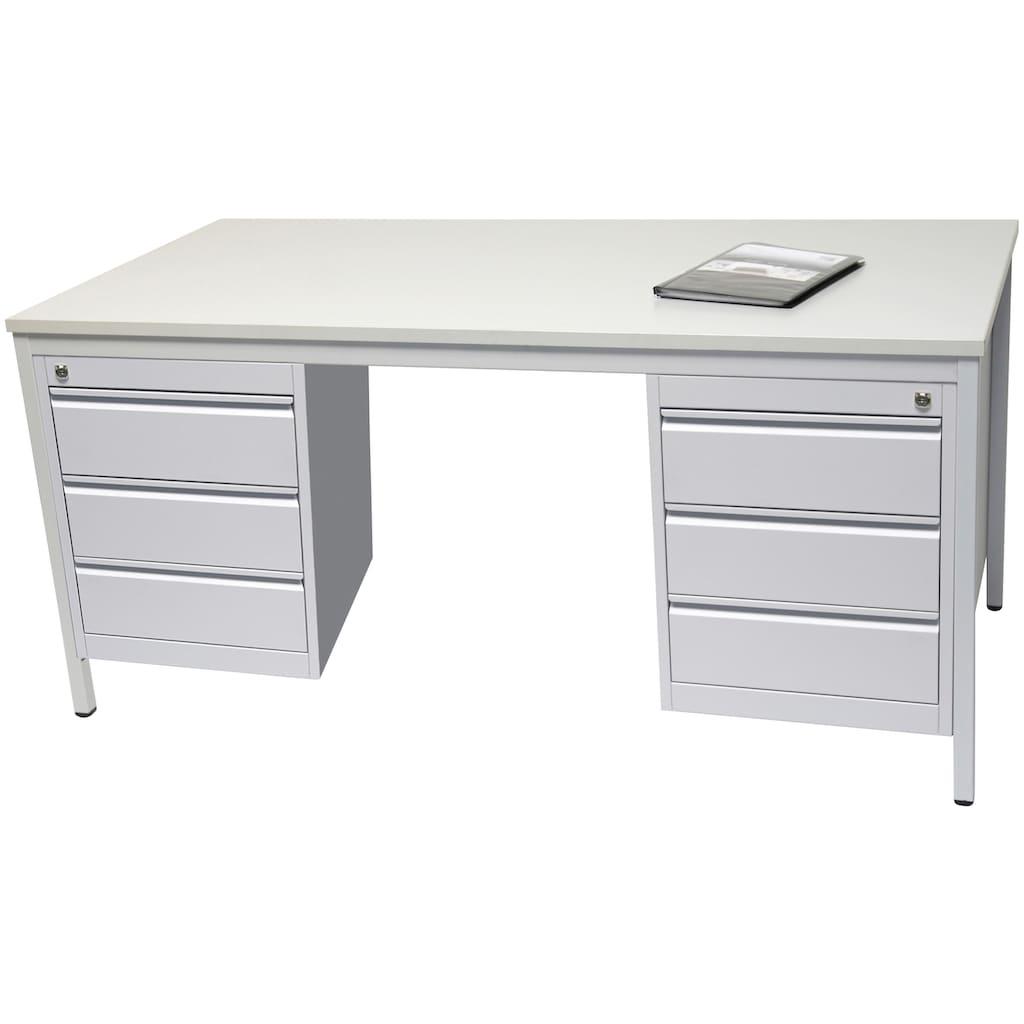 SZ METALL Schreibtisch