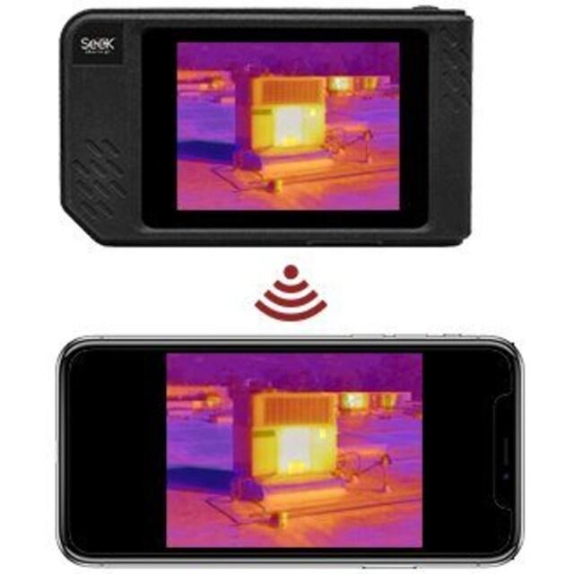 Seek Thermal Wärmebildkamera mit SeekFusion Technologie »Shot - 32k Pixel«