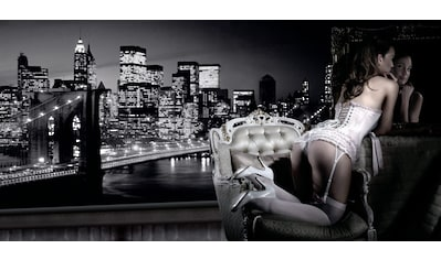 Home affaire Deco-Panel »Evening in New York« kaufen
