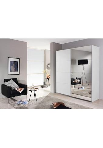 rauch ORANGE Schwebetürenschrank »Subito«, mit 4 Spiegelelementen kaufen