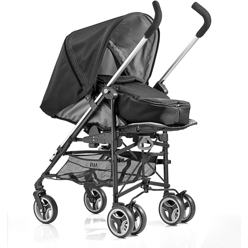 Gesslein Kinder-Buggy »S5 Reverse 2+4, Anthrazit«, mit schwenkbaren Vorderrädern; Kinderwagen, Buggy, Sportwagen, Sportbuggy, Kinderbuggy, Sport-Kinderwagen