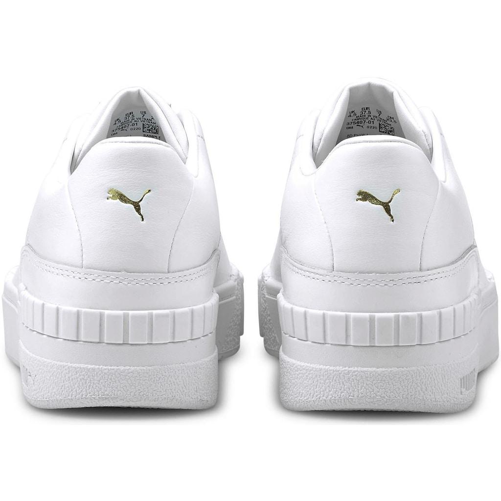 PUMA Sneaker »Cali Sport Clean Wn's«