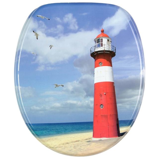 SANILO WC-Sitz »Leuchtturm«