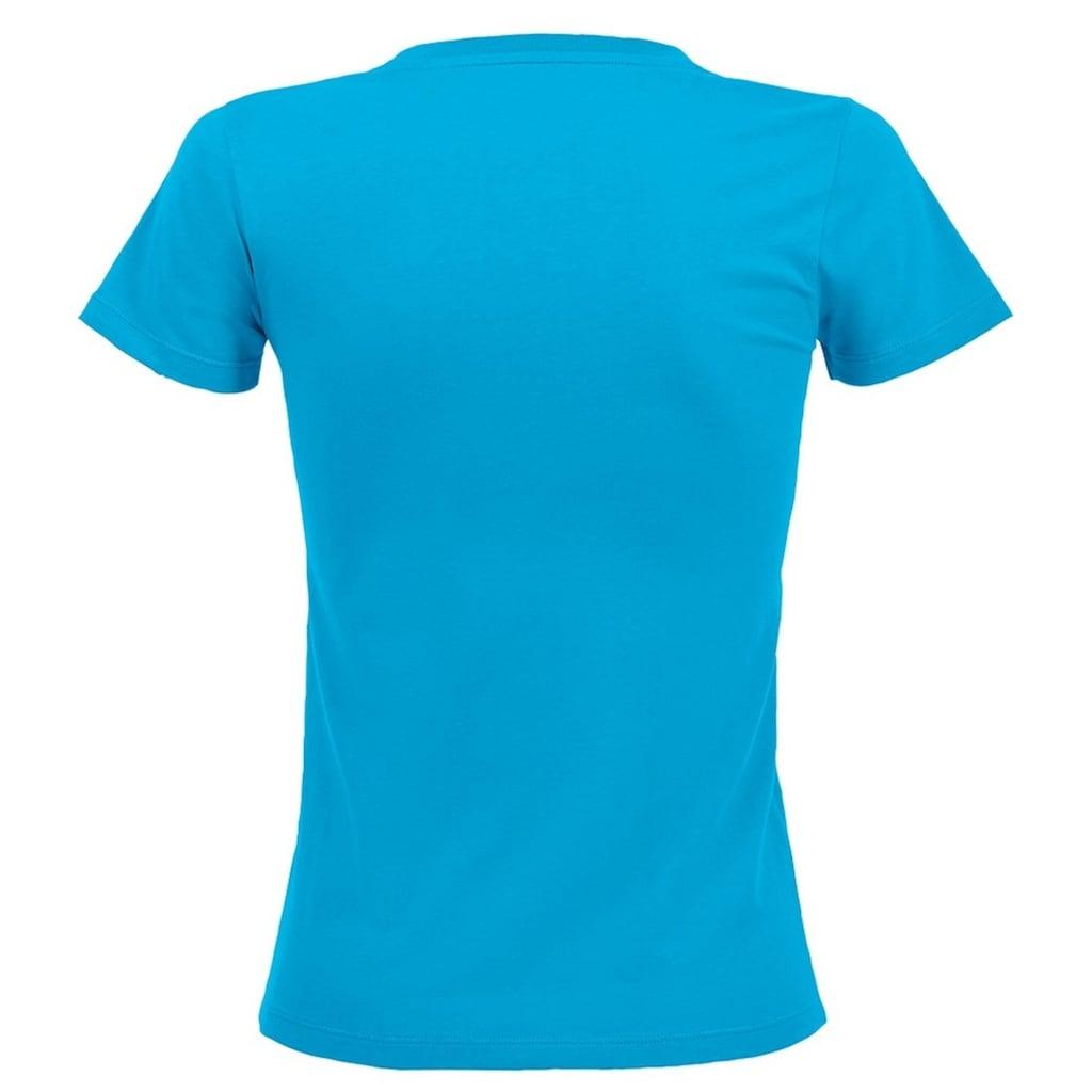 SOLS Poloshirt »Prime Damen Pique Polo-Shirt, Kurzarm«